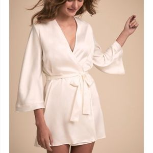 BHLDN Heavenly Bridal Robe